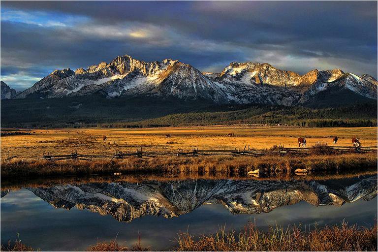 Pat Starr - Sawtooth Range